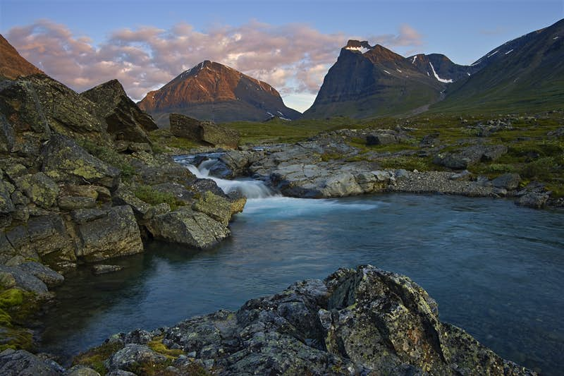Why this Swedish peak is no longer the country's tallest mountain