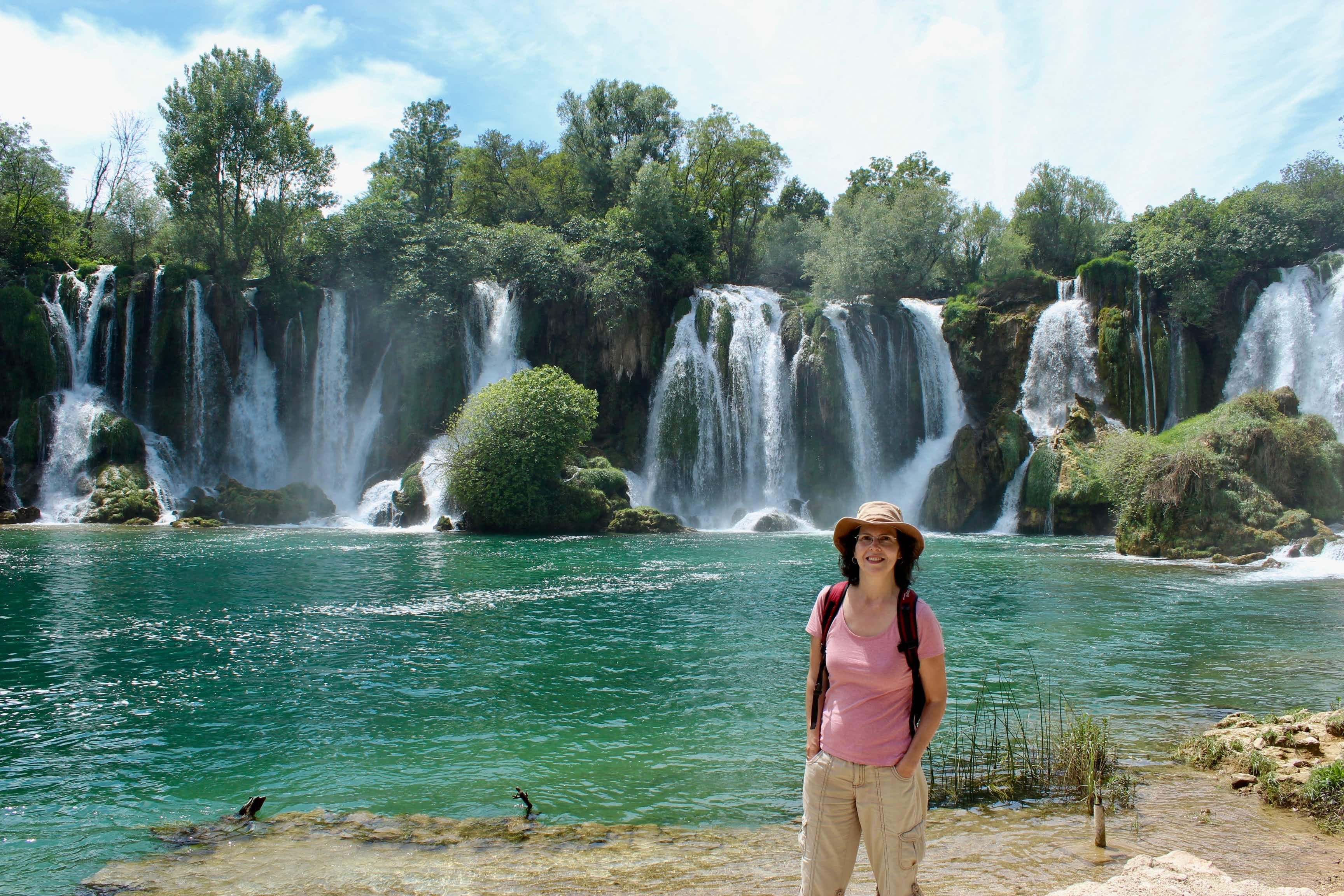 Marie-France Roy is a travel writer and blogger from Montréal © Courtesy of Big Travel Nut