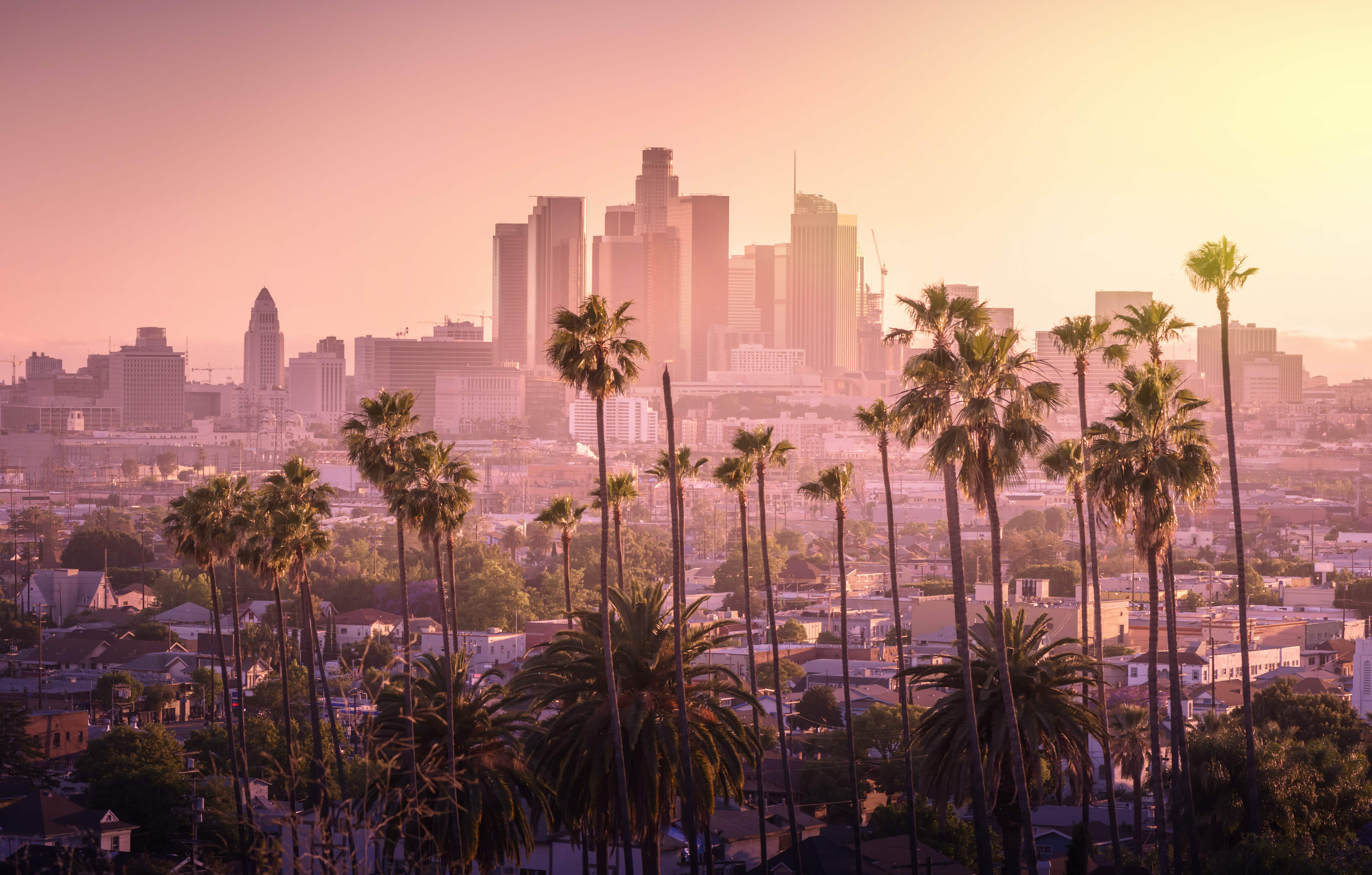 From fantastic outdoor locales to world-class restaurants and nightlife, LA has it all © Chones / Shutterstock