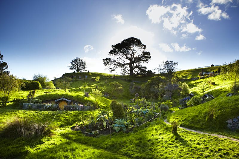 Lord of the Rings TV series to be filmed in New Zealand