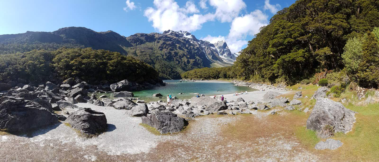 The best wild swimming spots in New Zealand