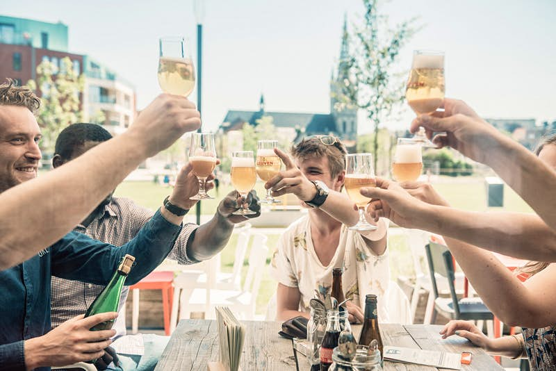 Offbeat boozing: 8 of the best cities for bar crawls