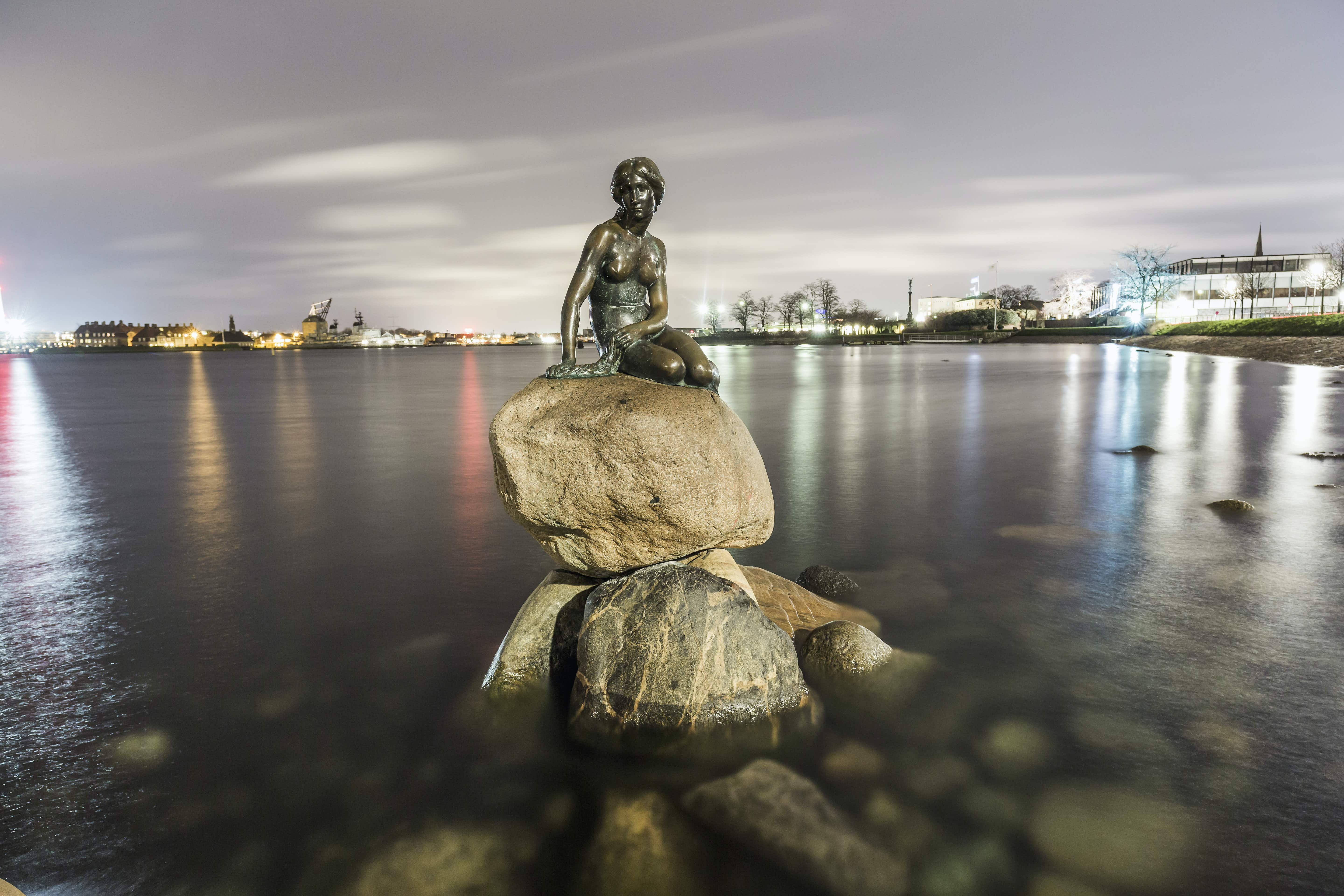 The Little Mermaid sculpture is one of Copenhagen's top highlights © Maremagnym / Getty Images