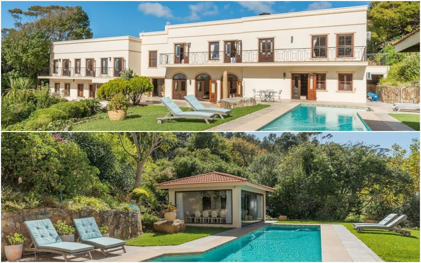 Live like you're on Love Island in these Cape Town villas