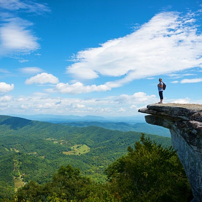 The USA's most famous hiking trails are asking people to stay away