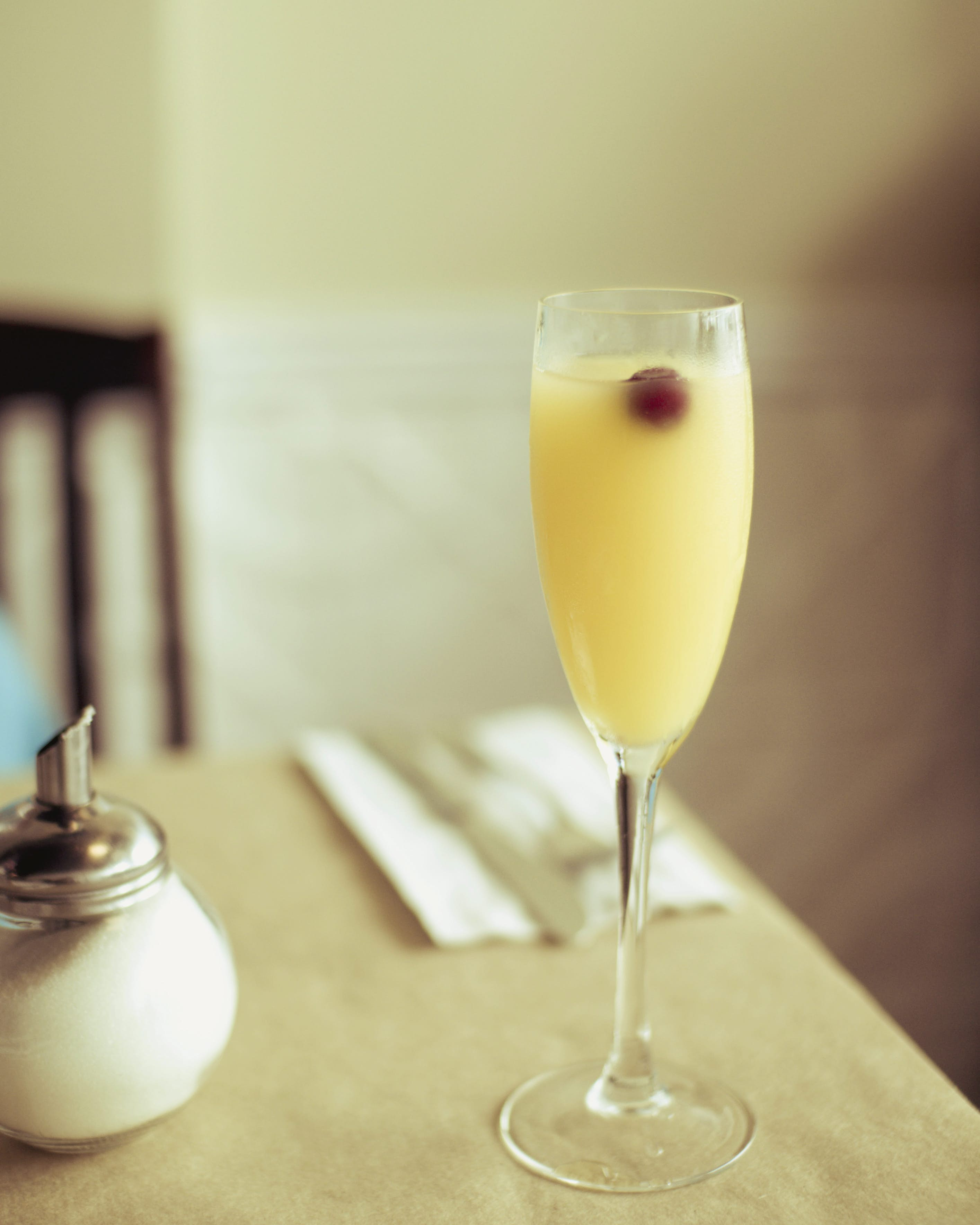 How to make a French Mimosa