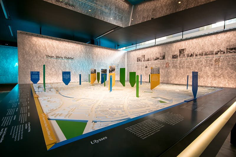 Dublin's newest museum celebrates Ireland's rich literary heritage