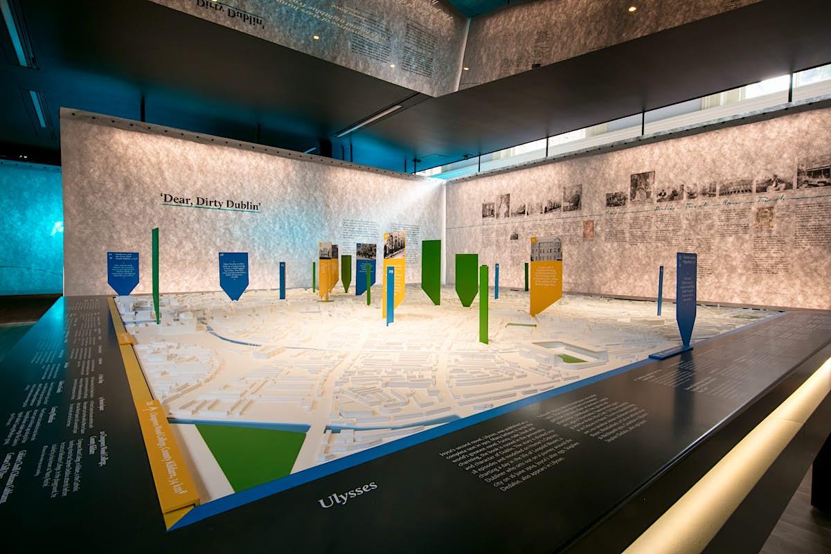 Dublin's newest museum celebrates Ireland's rich literary heritage
