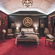 Movie fans can stay at ahotel suite inspired by Guillermo del Toro's most memorable monsters. Image: Hotels.com