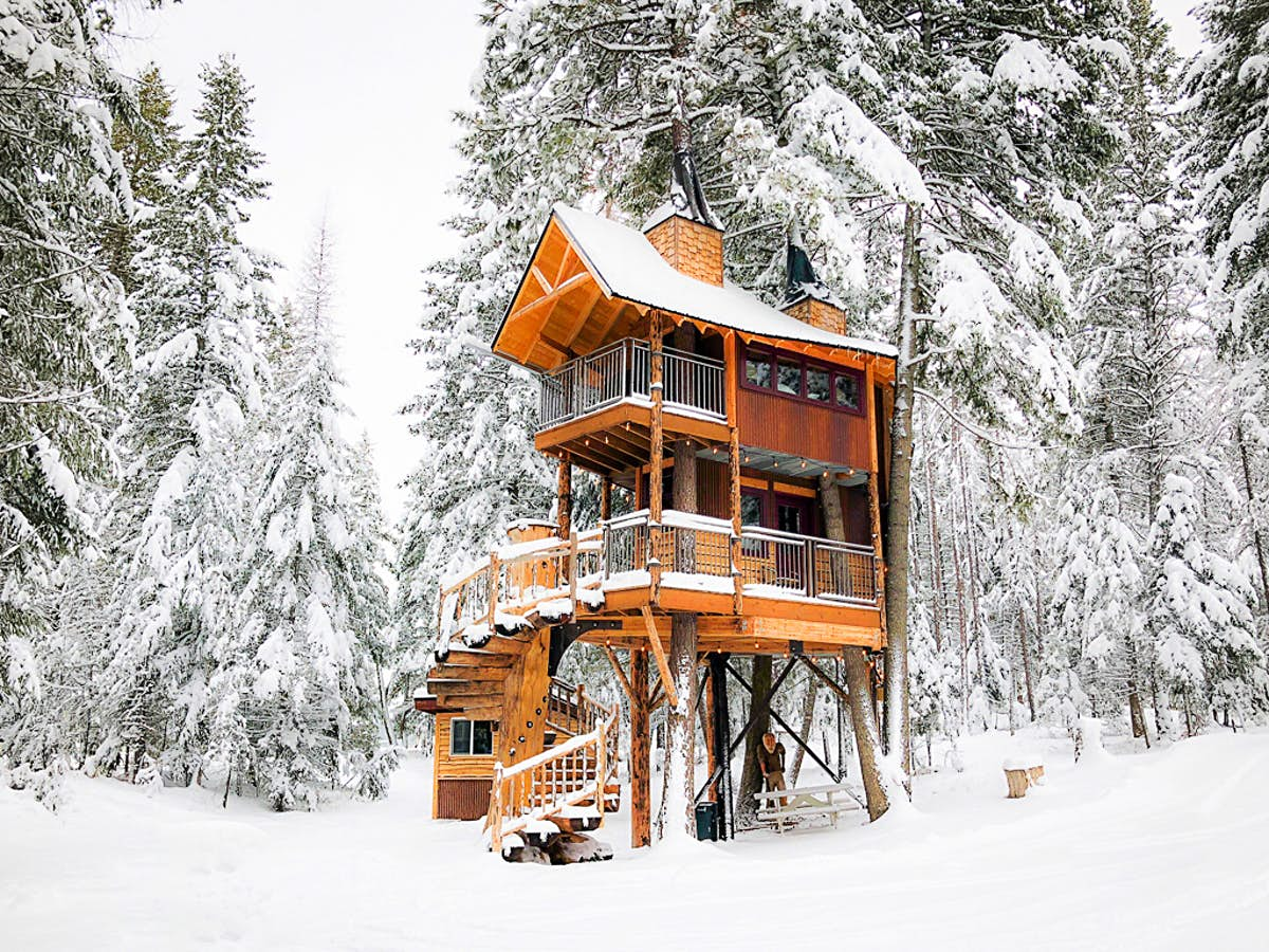 7 winter getaways you can book on Airbnb now - Lonely Planet