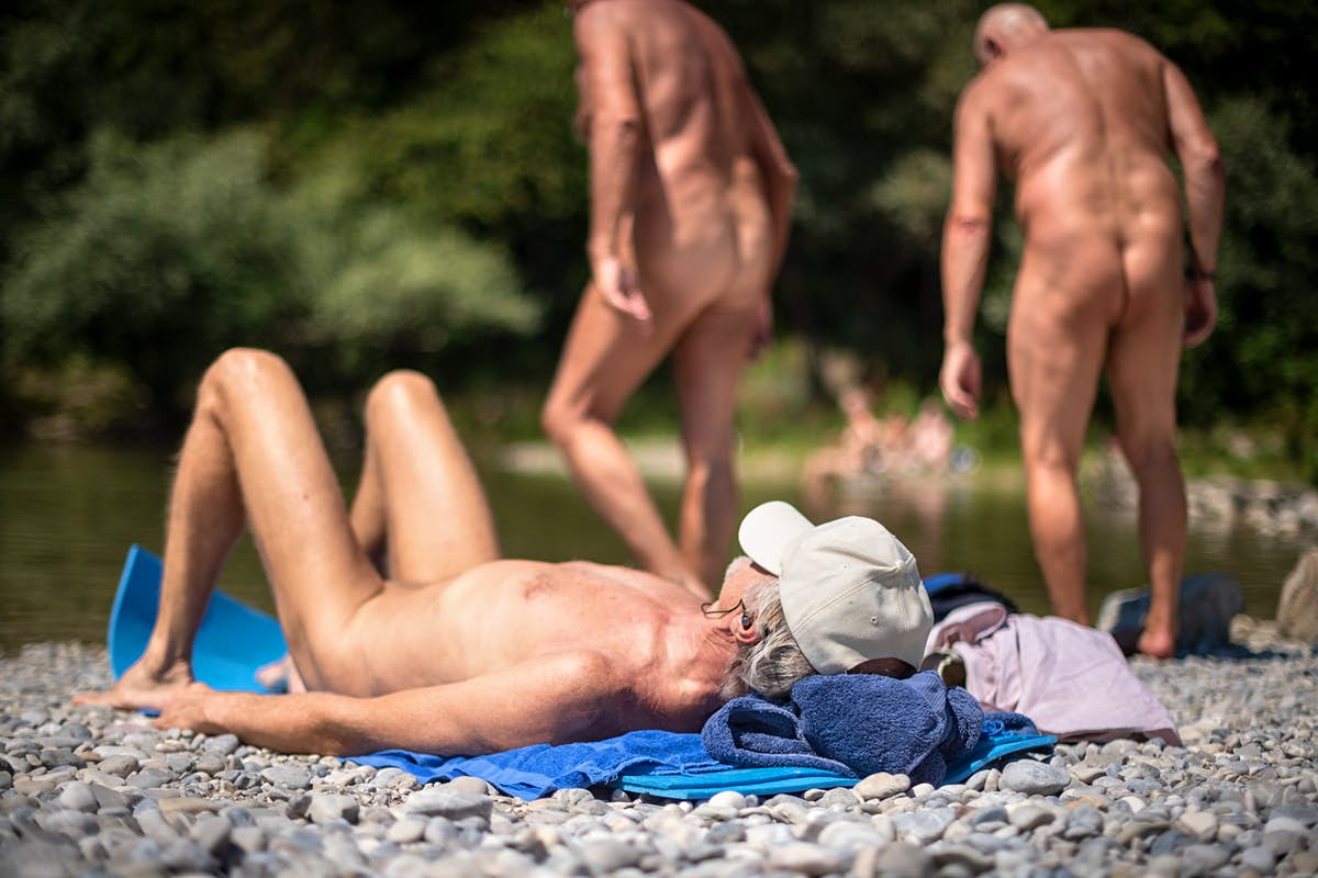 The naked truth about naturism in Germany