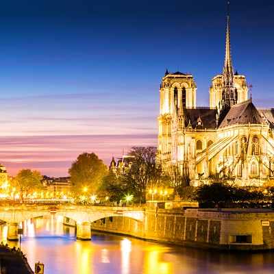 The restoration of Notre Dame is on hold due to the coronavirus outbreak