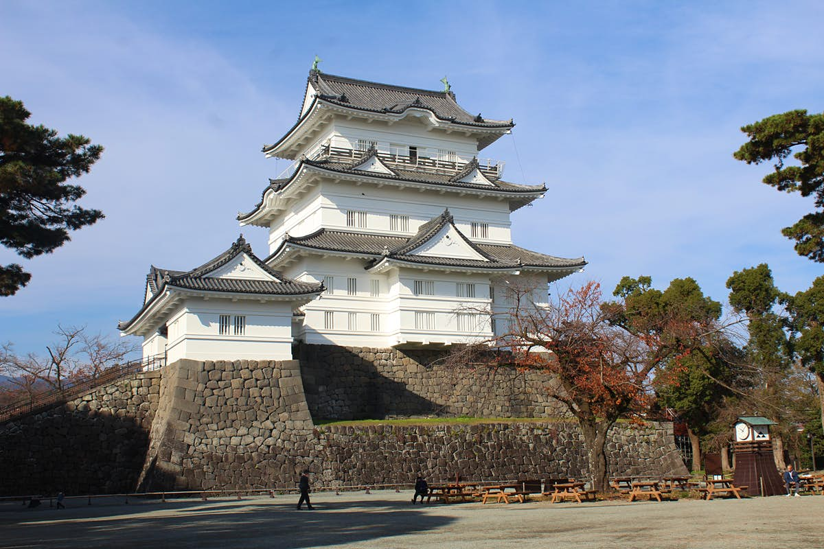 A perfect day in Odawara, Japan's historic castle town