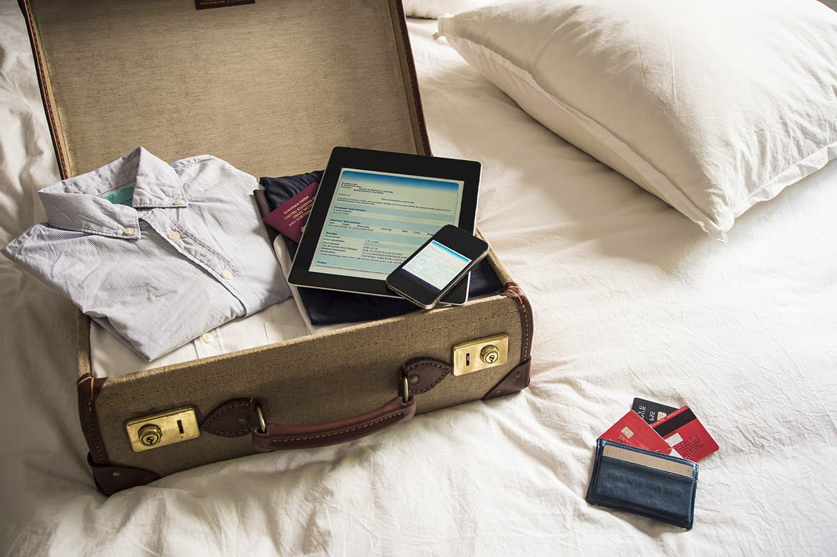 What to bring in case of an emergency when travelling