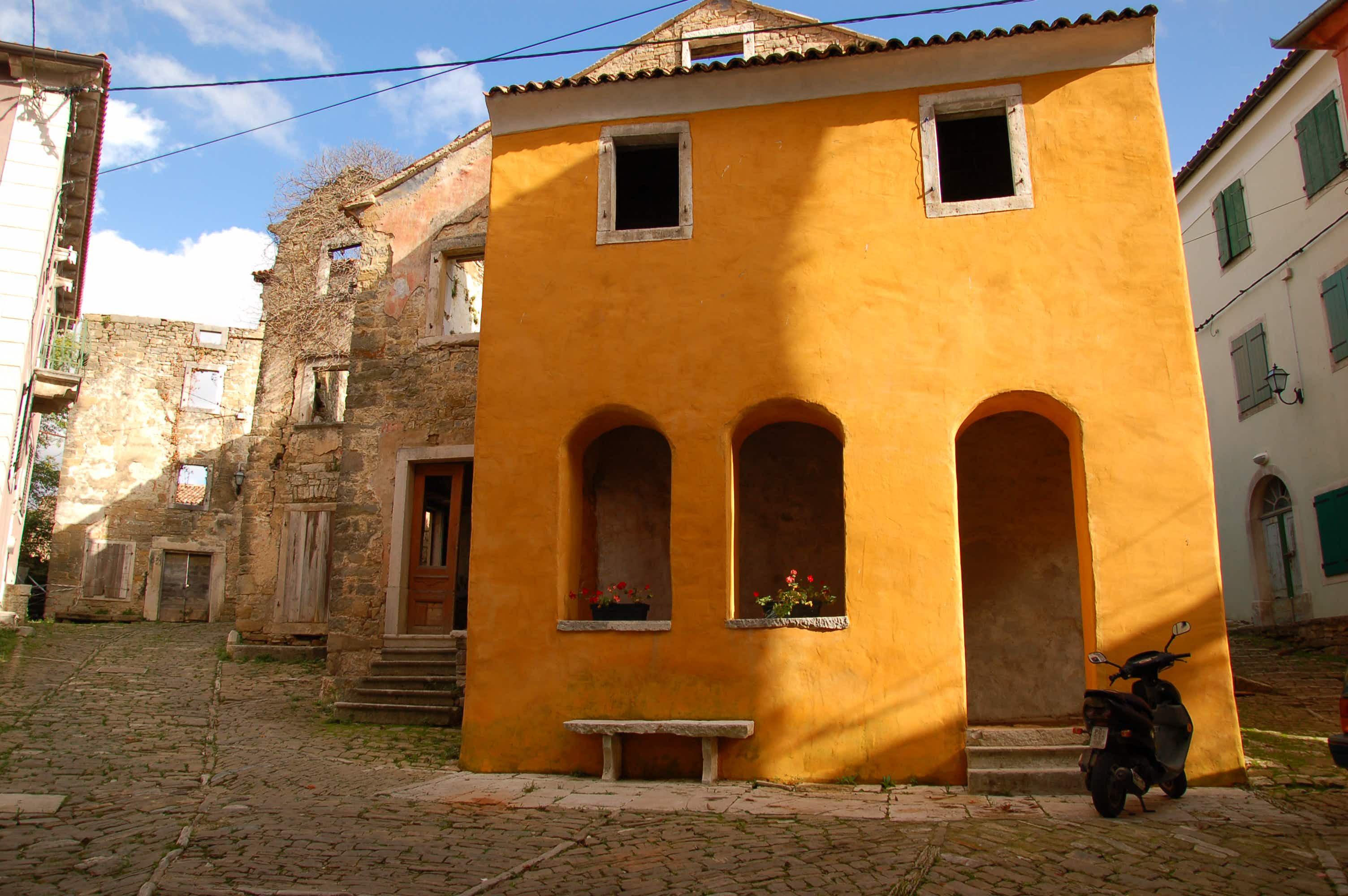 Cycle through Italy, Slovenia, and Croatia on the historic Parenzana Trail