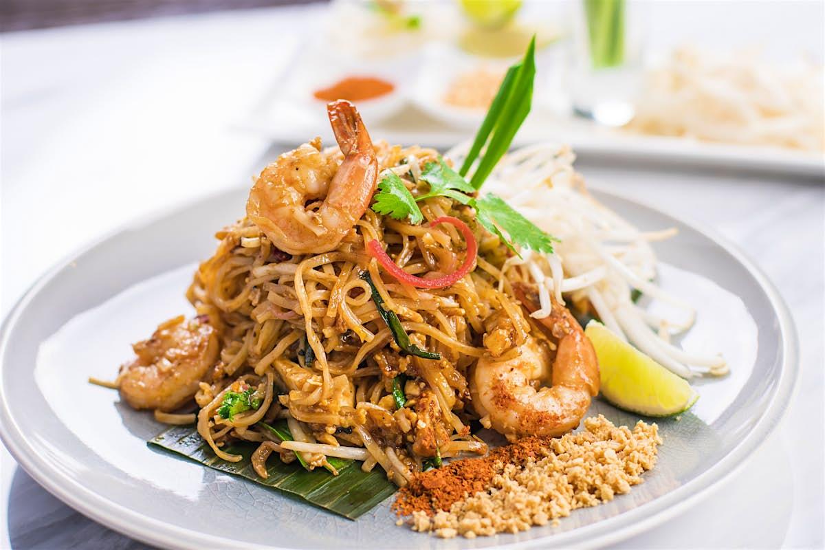 How to make phat Thai