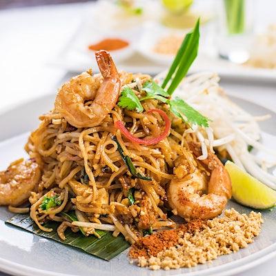 The Travel Kitchen series #5: Bangkok phat thai