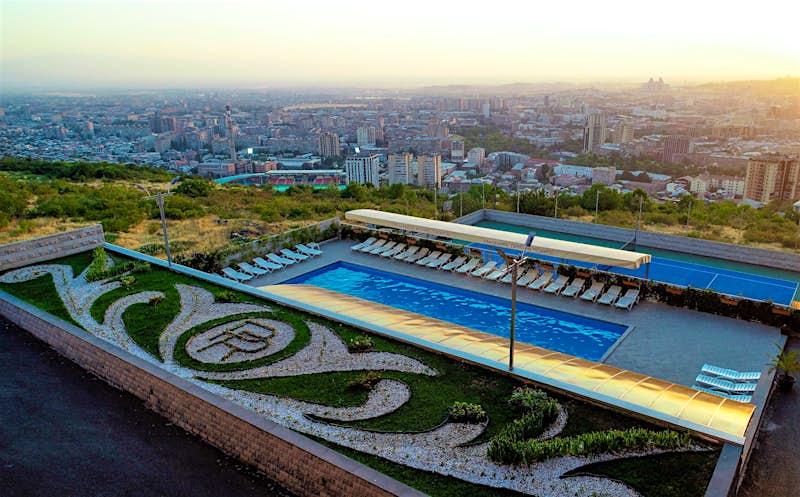 Panorama Resort Suites in Yerevan, Armenia