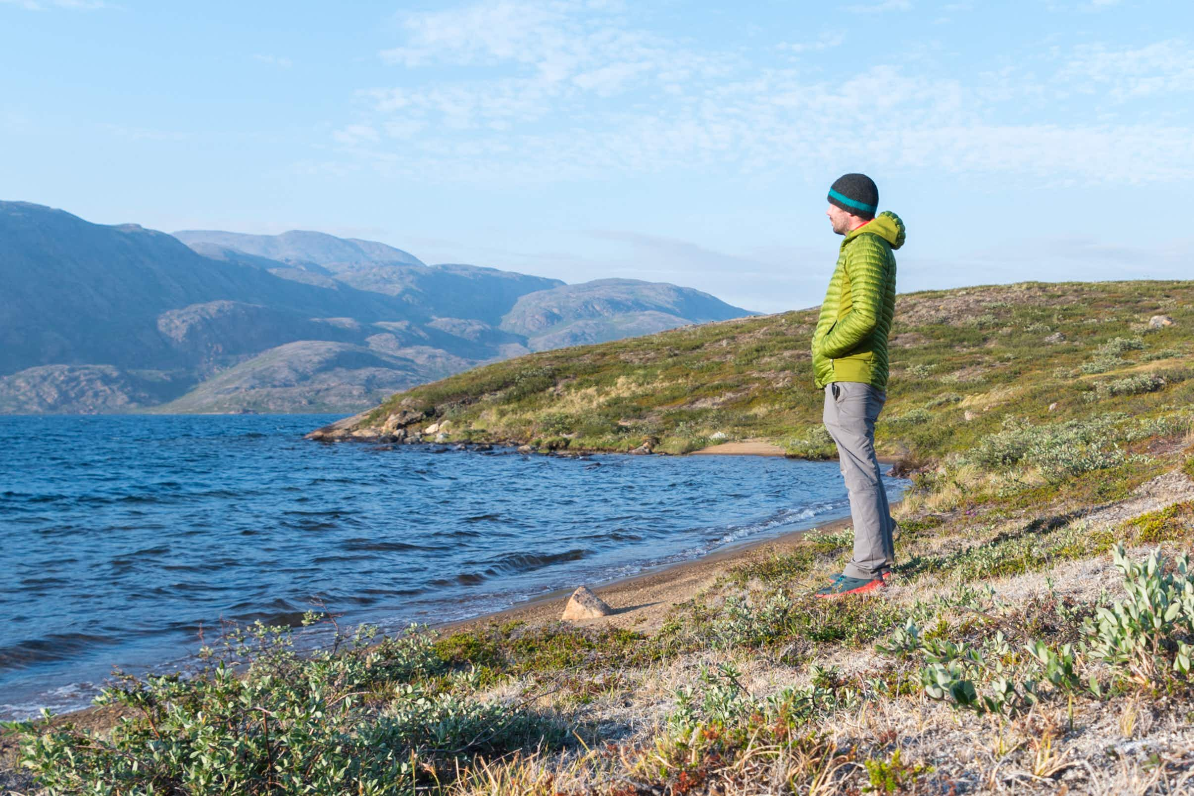 My search for silence on Greenland's Arctic Circle Trail