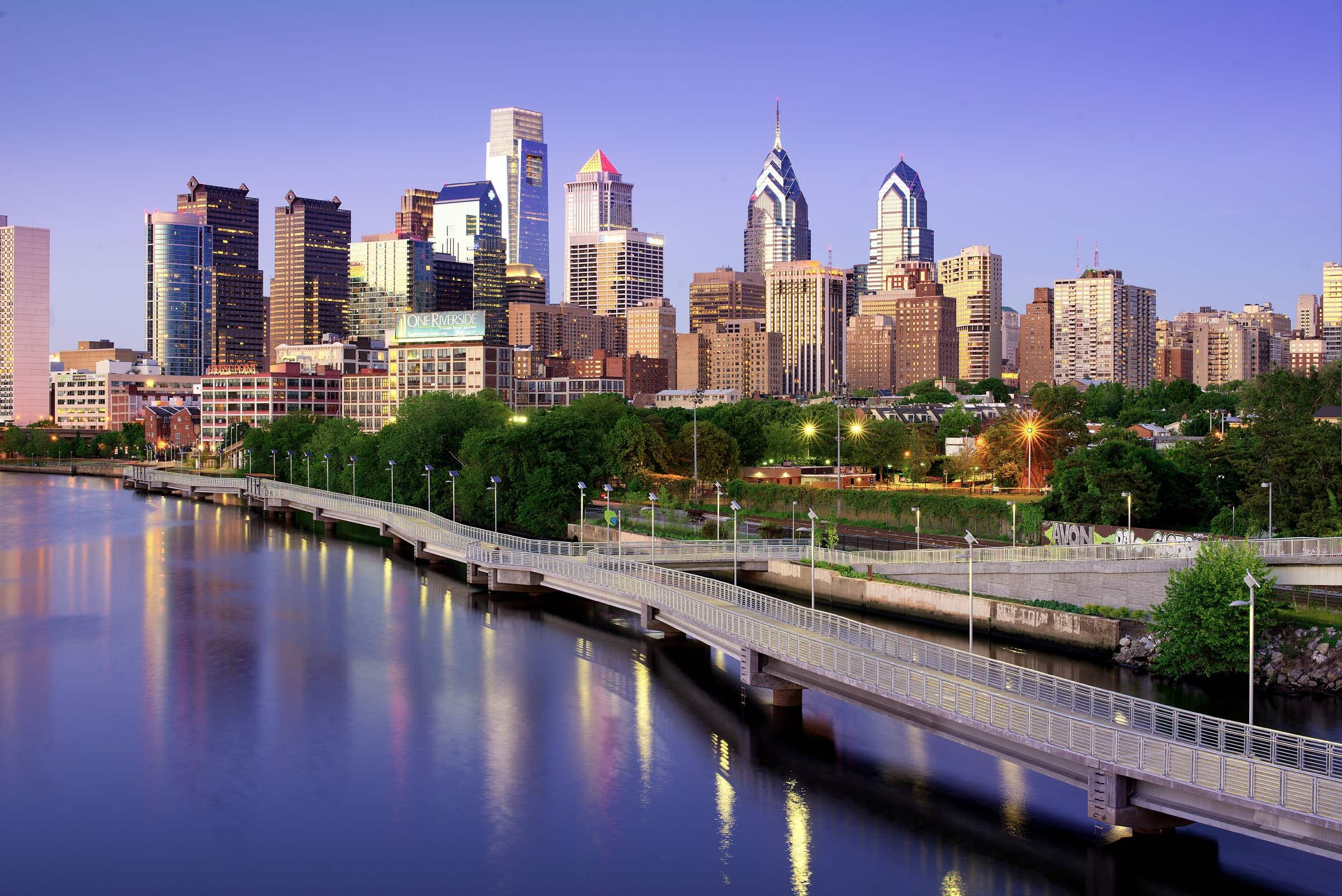 Philadelphia will be known as 'The City of Sisterly Love' for the remainder of 2020