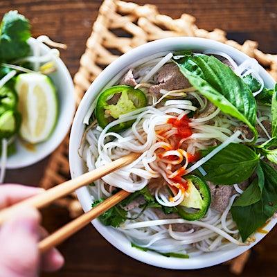 The Travel Kitchen series #10: Vietnamese pho