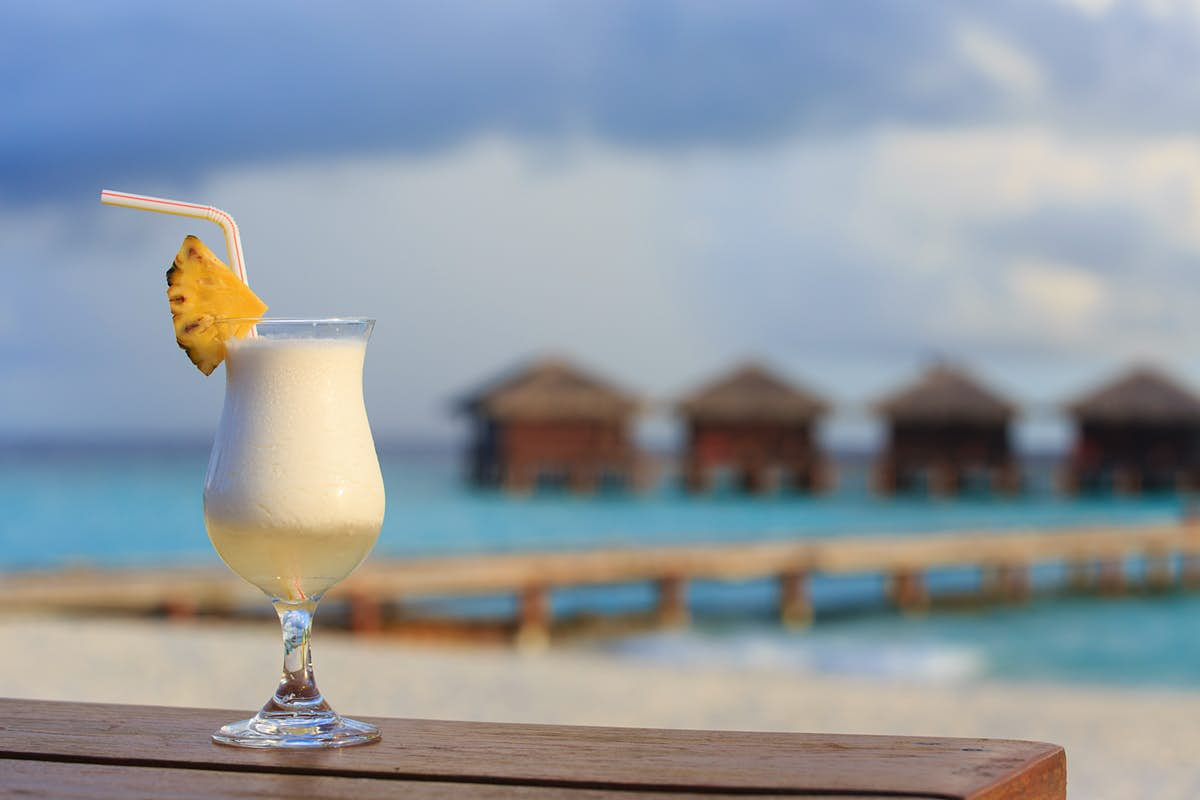 Taste the tropics with these make-at-home Caribbean cocktails