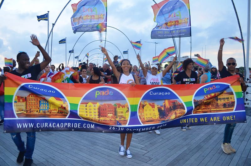 This fall, the seventh-annual Curaçao Pride celebration is coming to the Caribbean