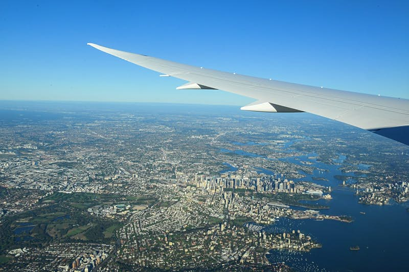 The first non-stop flight from New York to Sydney has landed after 19 hours in the air - Lonely Planet