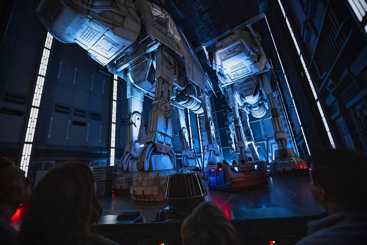 'Star Wars: Rise of the Resistance' is the most immersive theme park ride to date