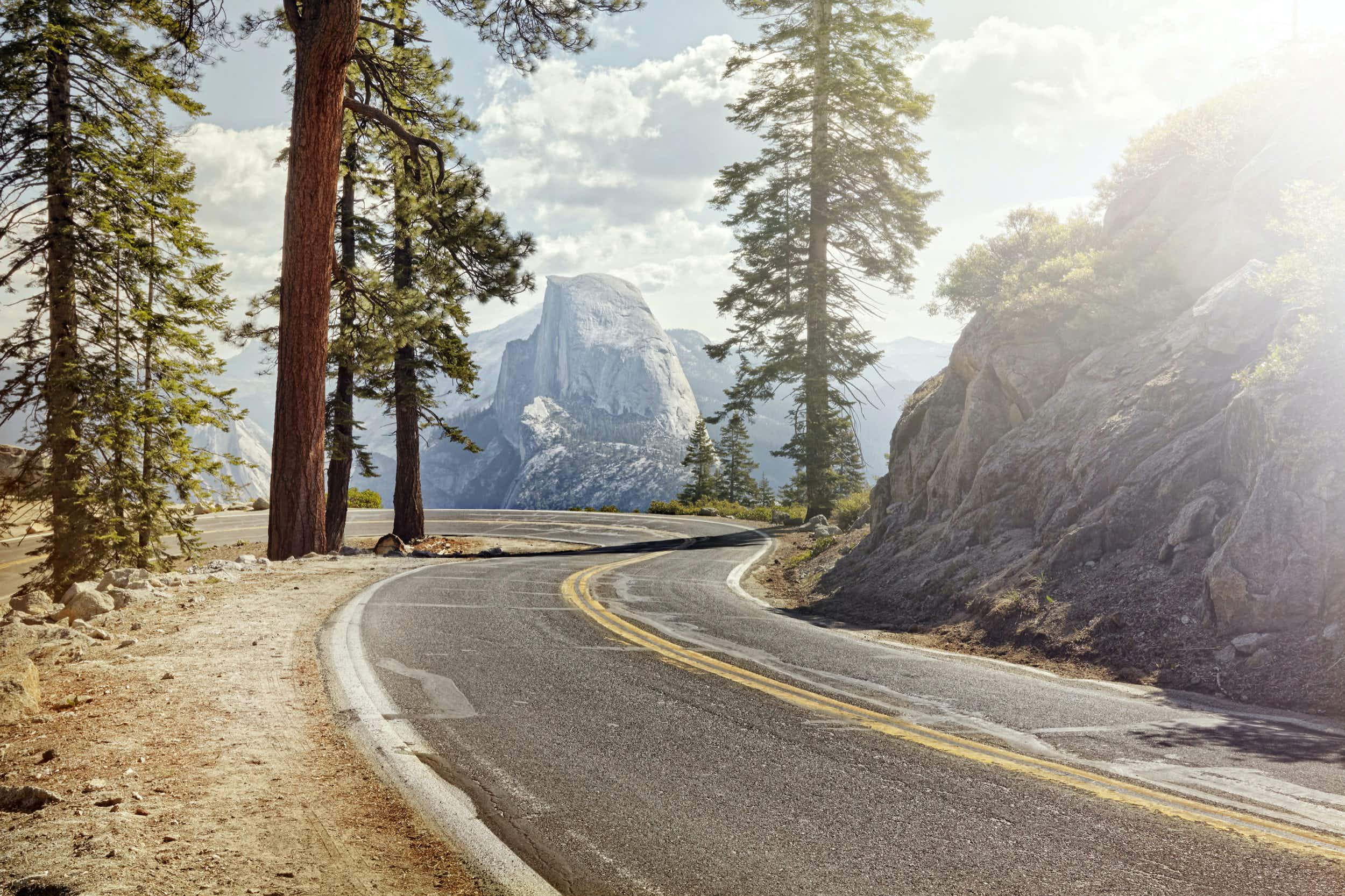 Visit all of California's national parks in one legendary road trip