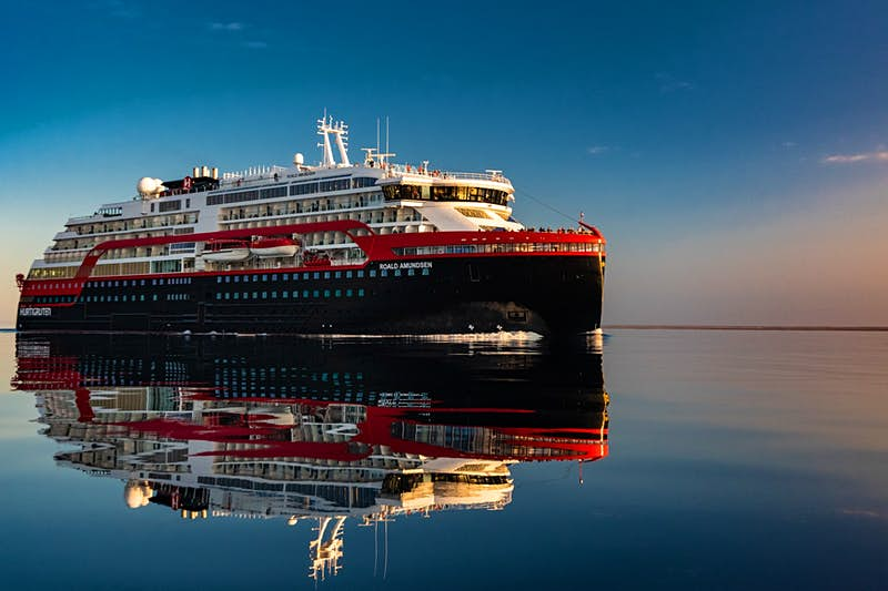 Take a trip on the first hybrid electric cruise ship - Lonely Planet