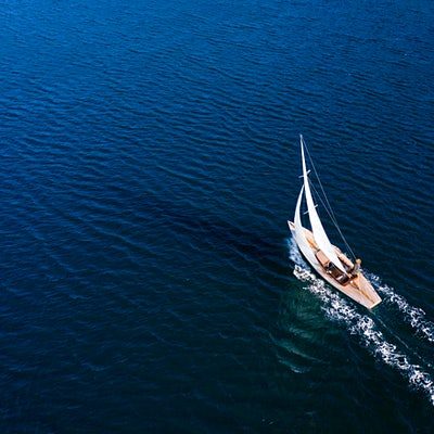 """""""How the hell can I do 100 days of this?"""" – 5 self-isolation tips from a solo circumnavigating sailor"""