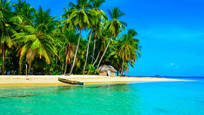 Toes in sand, drink in hand: a guide to Panama's islands