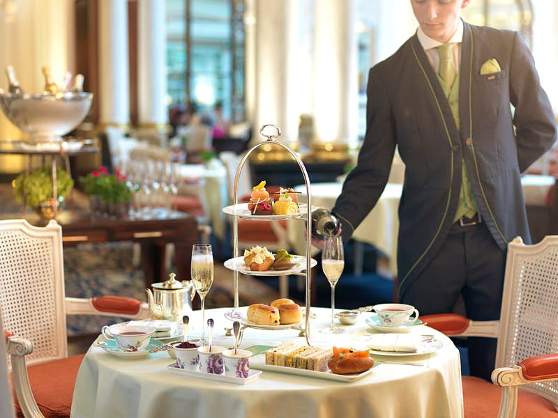 The 10 best afternoon teas in London