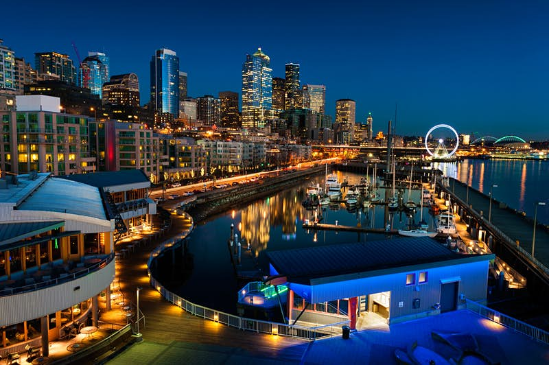 Get the best of Seattle without leaving the waterfront - Lonely Planet