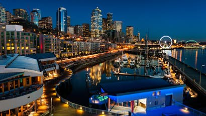Get the best of Seattle without leaving the waterfront
