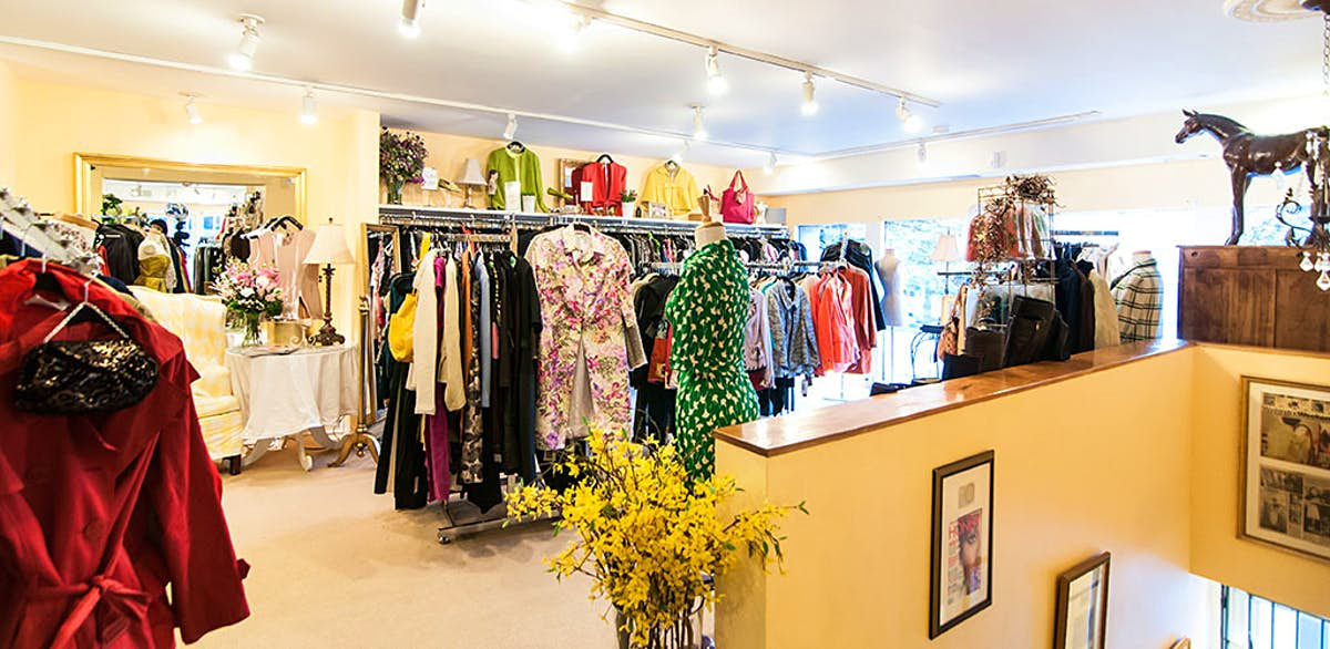 Shop for vintage treasures at these Washington DC consignment and thrift stores