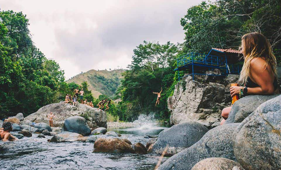 Stay and work off-grid at an eco-hotel in Panama