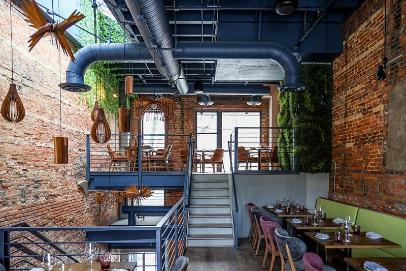 Powdered termites and ant spice find their way onto the menu at this DC restaurant