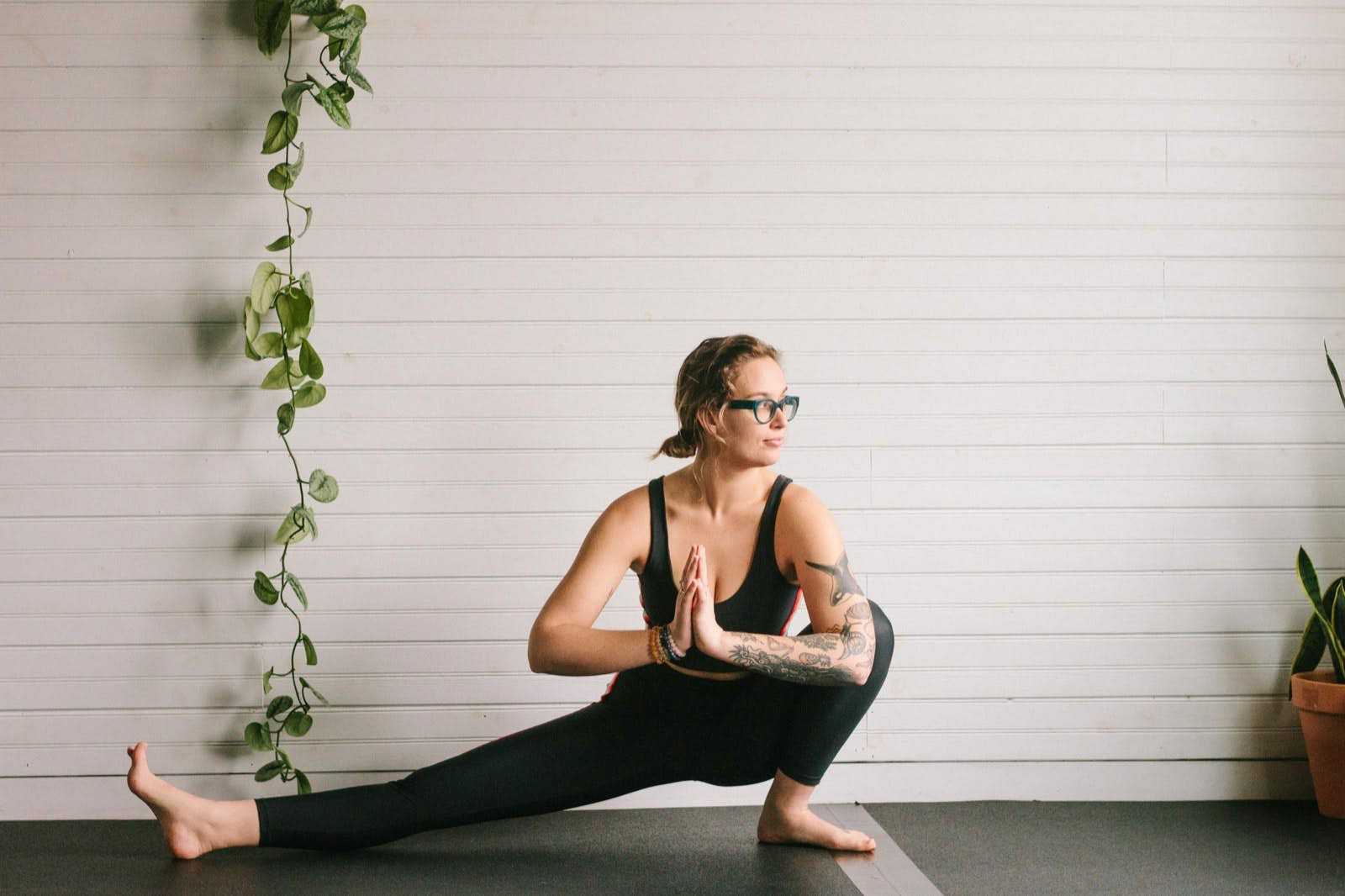 7 Yoga Poses You Should Be Performing Pre Flight Lonely Planet