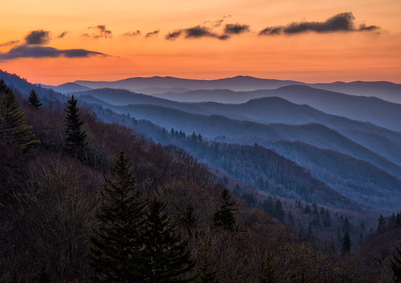 Great Smoky Mountains National Park; National Parks Overview