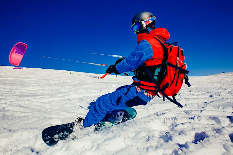 Snow business: 5 alternative winter sports and where to try them