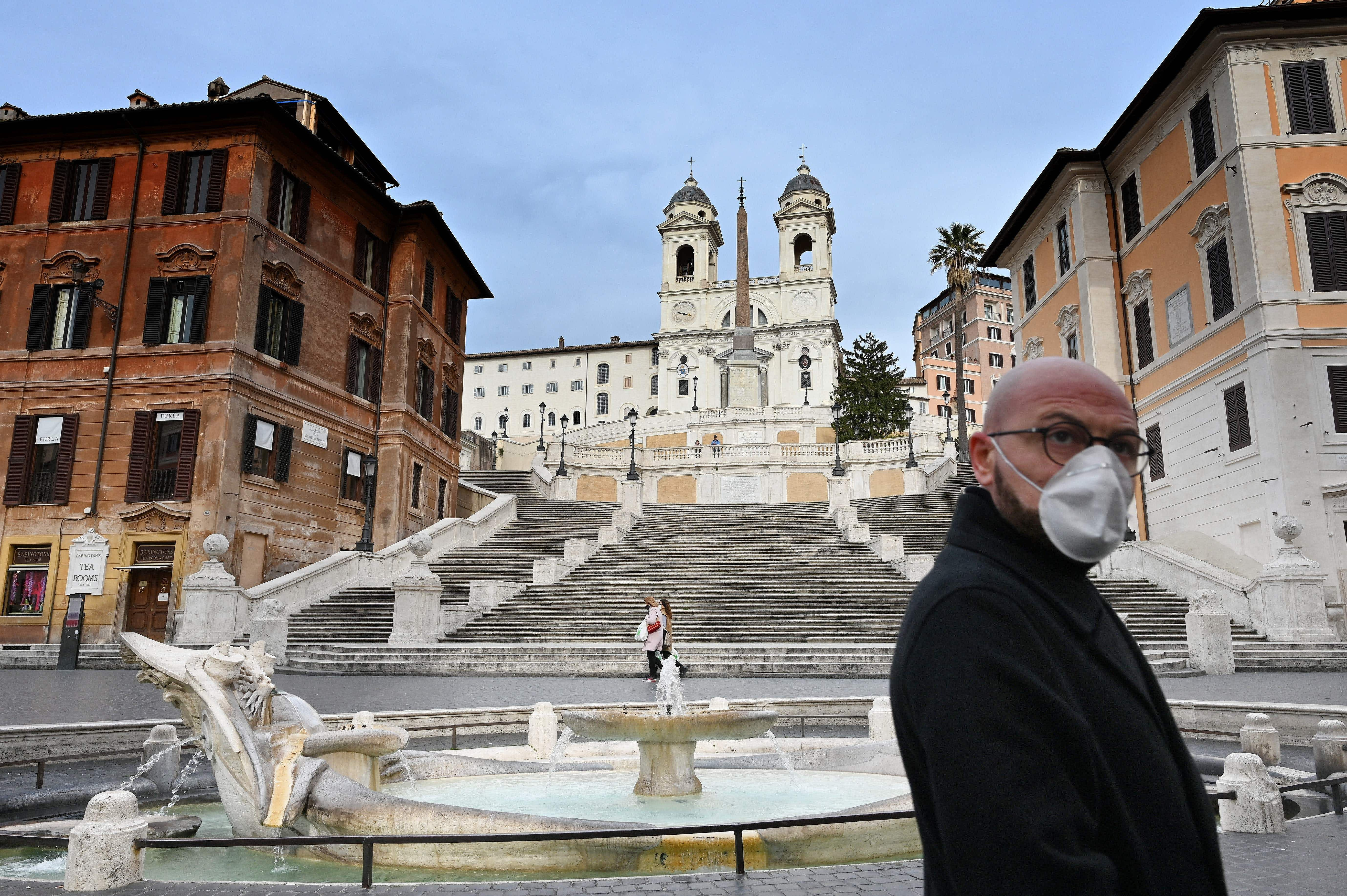 """""""Don't travel to Italy now"""" –our local writer weighs in"""