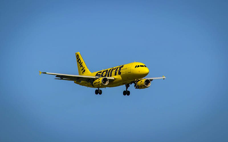 Flights on Spirit Airlines are about to get more comfortable