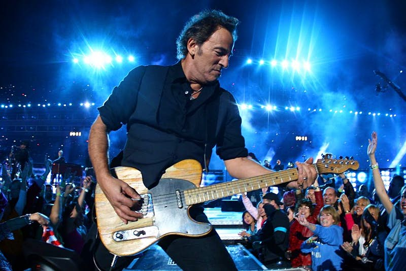 Celebrate Bruce Springsteen's 70th birthday at a special themed party in London