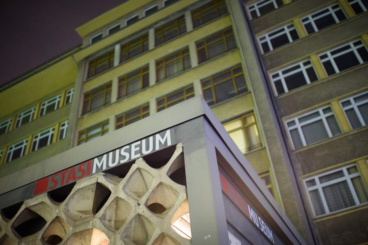 Thieves steal medals and jewellery at Berlin's Stasi Museum