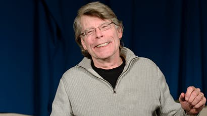 Horror writer Stephen King's house in Maine is becoming a writers' retreat