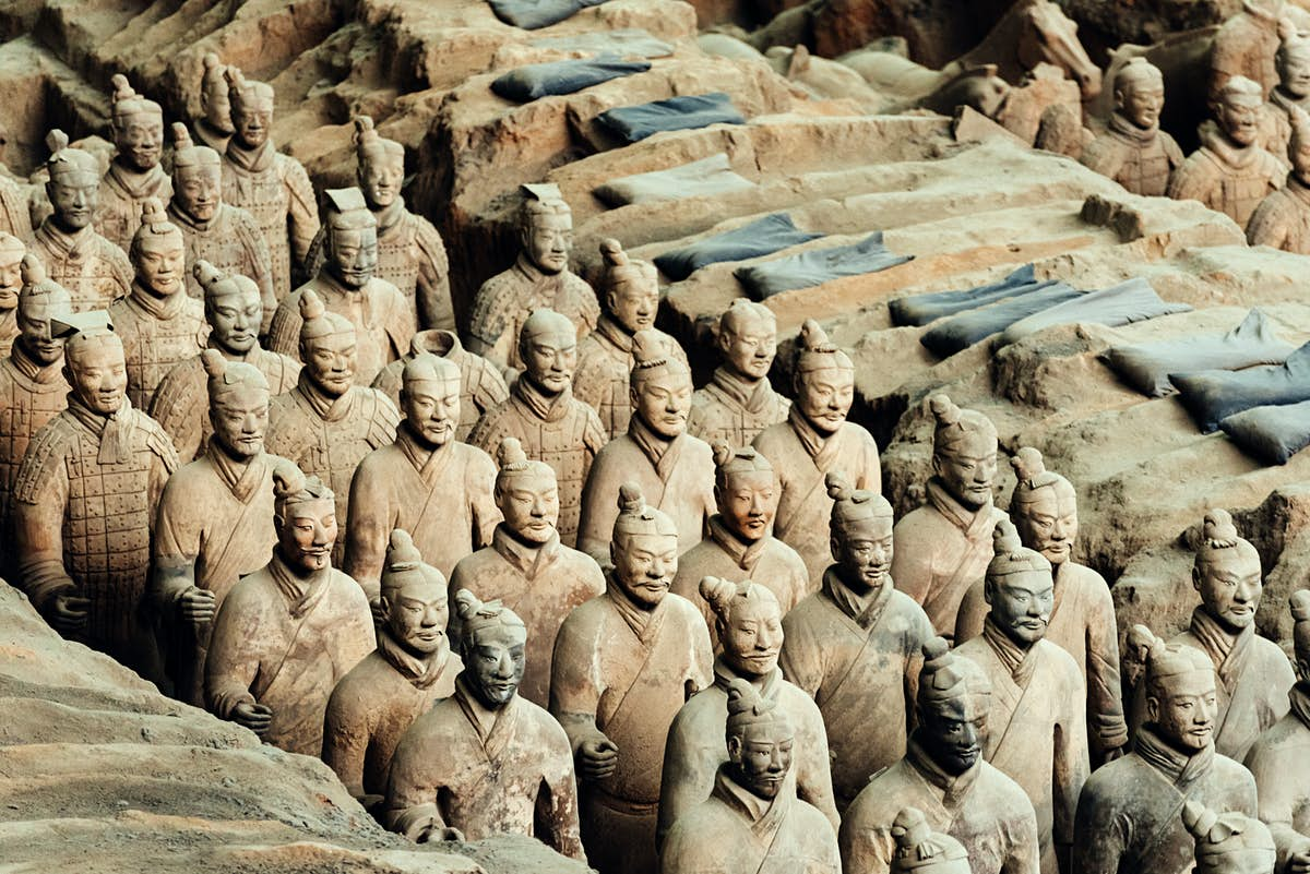 Archaeologists have excavated 200 more terracotta warriors in China - Lonely Planet