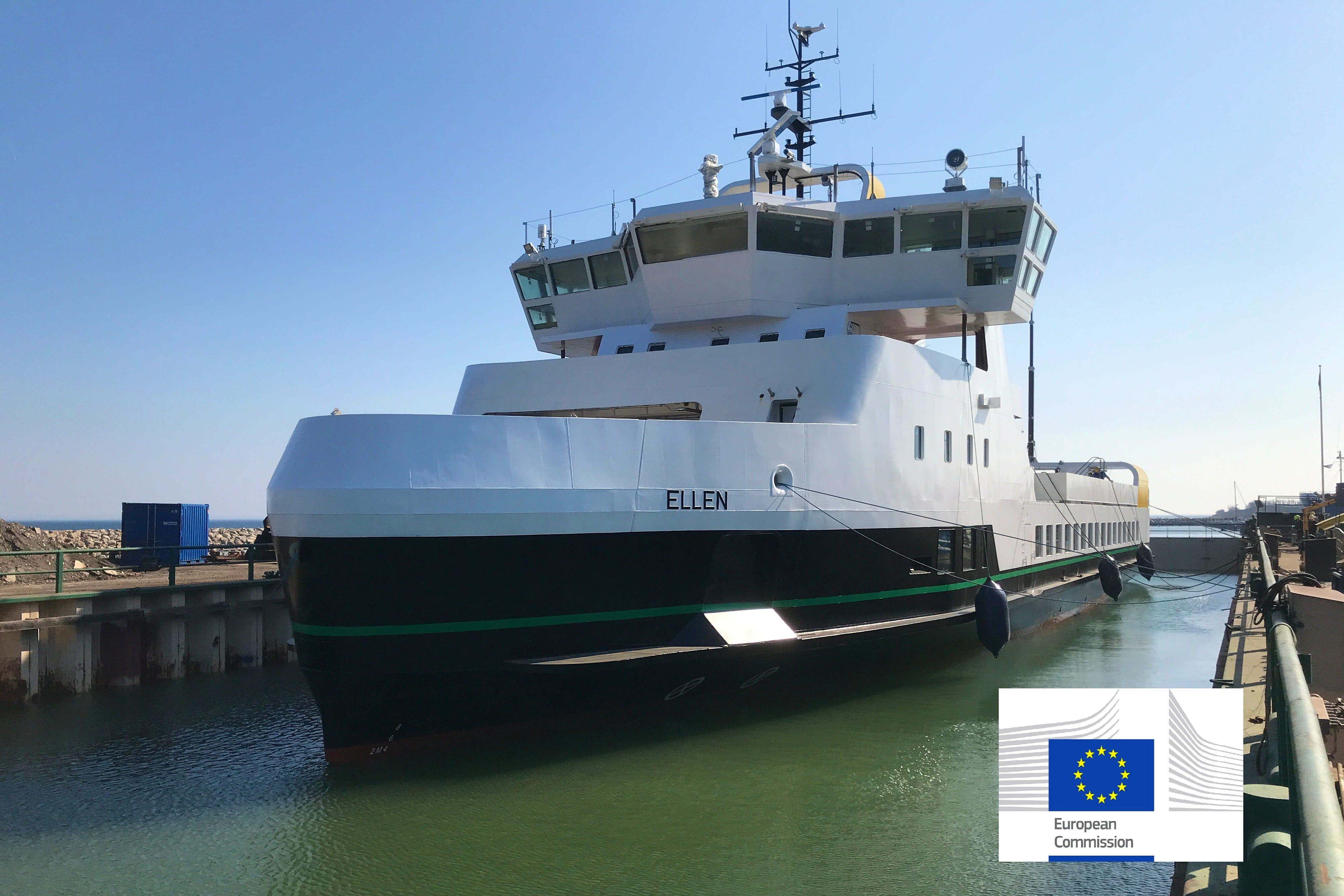 Denmark's first electric ferry is now ready for action - Lonely Planet