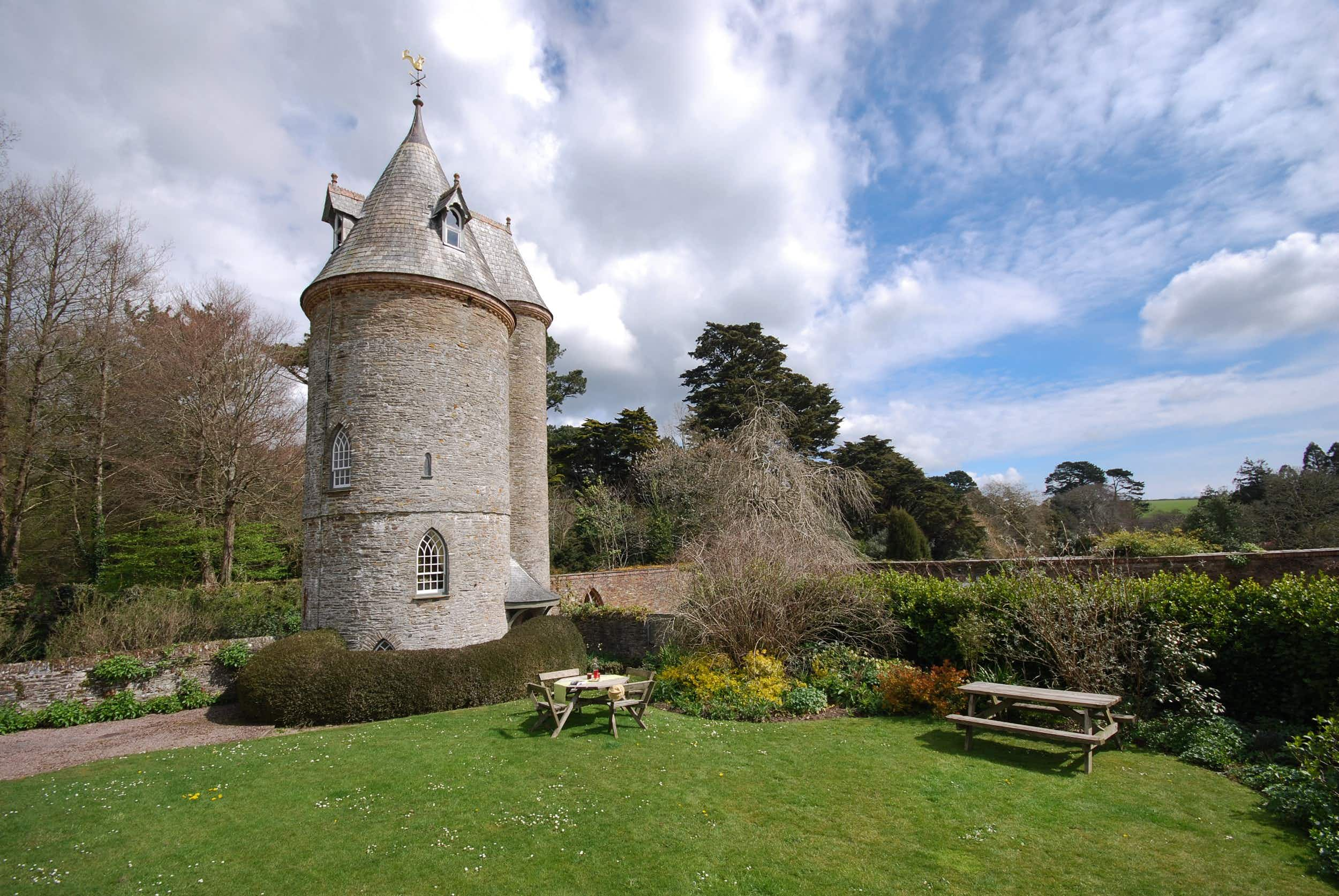 The Water Tower in Cornwall © National Trust Images/Mike Henton